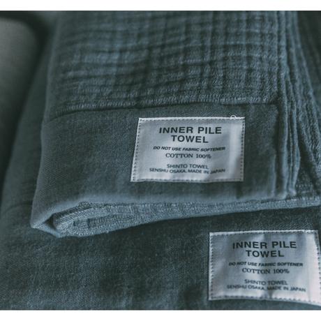INNER PILE FACE TOWEL | 神藤タオル