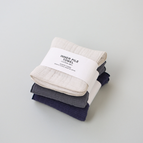 INNER PILE MINI TOWEL | 神藤タオル