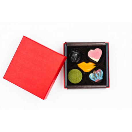 "GIFT BOX SET ""M""(5個入) 