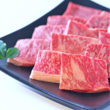 焼肉(黒毛和牛:ロース/100g)@1620