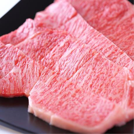 焼肉(黒毛和牛:ロース/100g)@2160