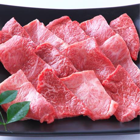 焼肉(黒毛和牛:モモ/100g)@1080