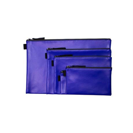 M027 マルチケースL / ブルー
