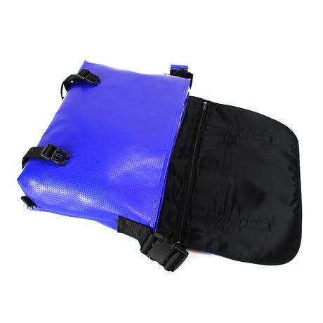 [WEB LIMITED] M030 メッセンジャーバッグ / ブルー