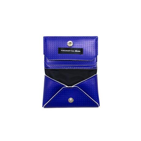M091 名刺ケース / ブルー