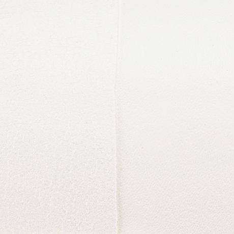 """M024 """"千菱"""" ラウンド長財布 / ホワイト"""