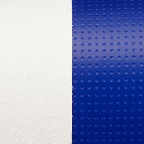 M047 ラウンドコインケース / ブルー