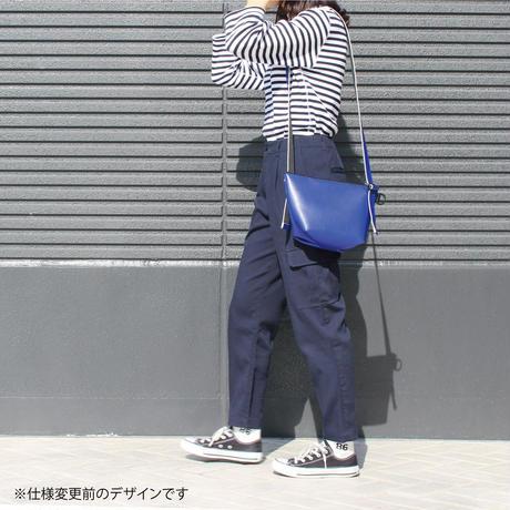 M023  ショルダーポーチ / ブルー