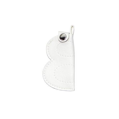 M081  USBケース / ホワイト