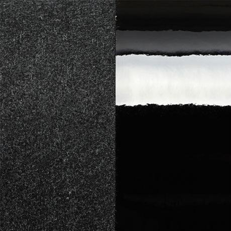 [WEB LIMITED] M018 シューズケース /  エナメルブラック