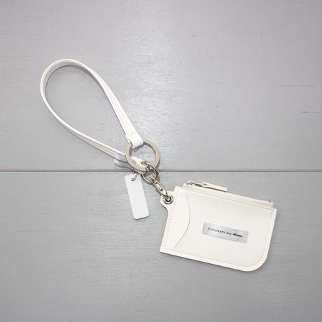 M078 ネームカード用ストラップS / ホワイト