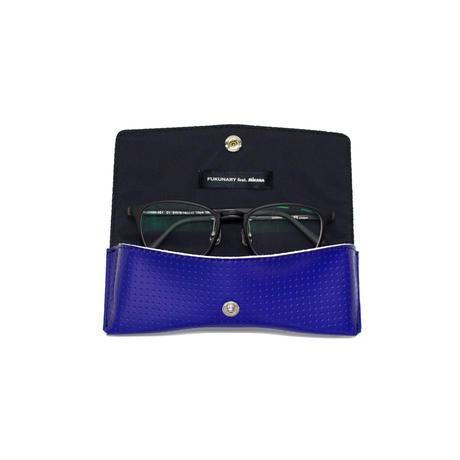 M090 メガネケース / ブルー