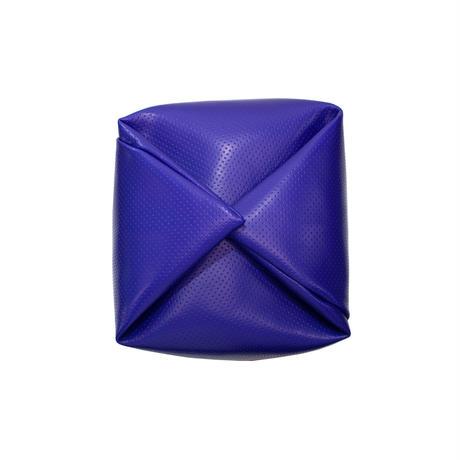 M084  ハンドバッグ / ブルー