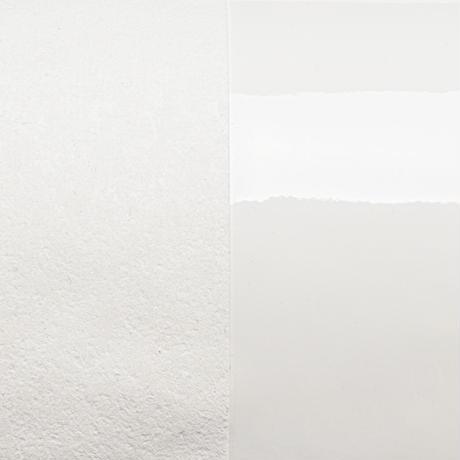 M016 ポーチ / エナメルホワイト