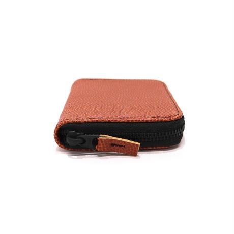 M074 ミニマム財布 / ブラウン