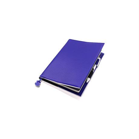 M083  ノートカバーA5 / ブルー
