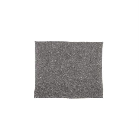 RL001 マルチケース XS / リサイクルレザー チャコール