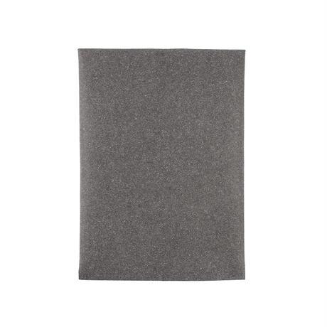 RL001 マルチケース M / リサイクルレザー チャコール