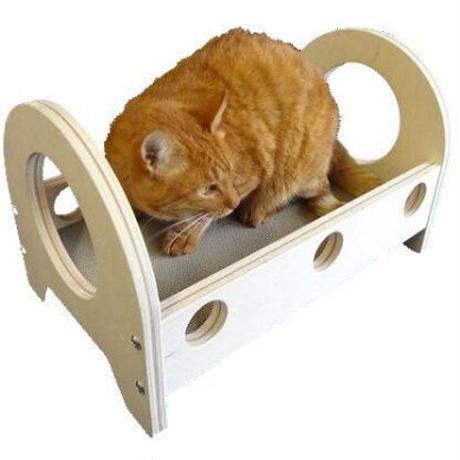 爪とぎ猫ベッド 1段