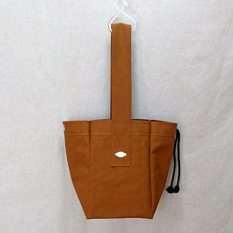 FUKURAFT / Japanese Canvas Tote Bag - L  / Camel (FR-0027)