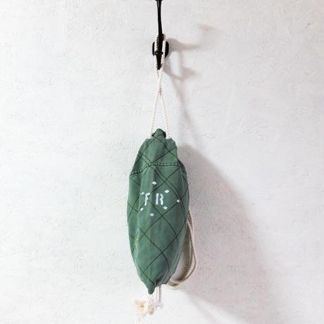 FUKURAFT / USミリタリーファブリック 3ways 巾着バッグ(FM_RM_0023)