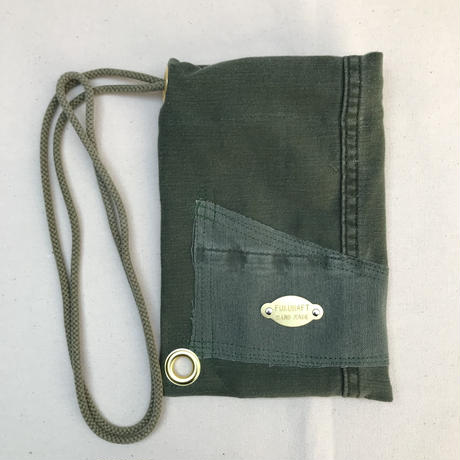 FUKURAFT / US Military Fabric Shoulder Bag for iPhone (FR-0004)