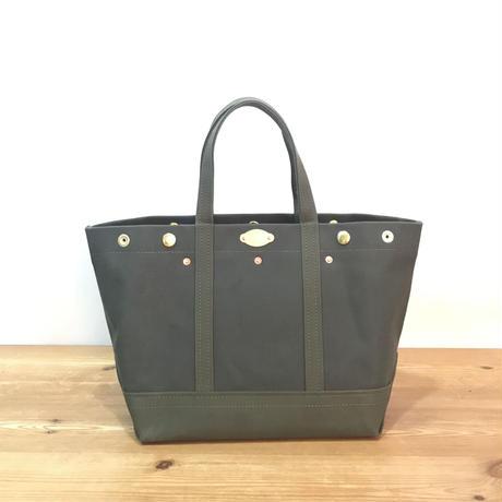 Japanese Canvas / Tote Bag / CAR-GO 25 / Dark Green