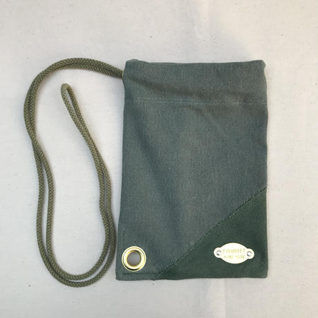 FUKURAFT / US Military Fabric Shoulder Bag for iPhone (FR-0002)