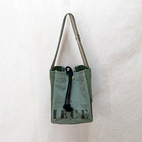 FUKURAFT / US Military Used Fabric Tote Bag -S (FR-0016)