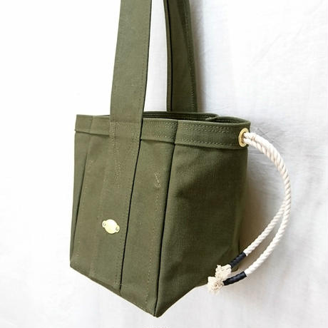 FUKURAFT / US Military Canvas Tote Bag -S (FR-0028)
