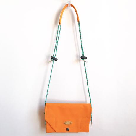 FLAP POCKET 2 /サコッシュ / オレンジ