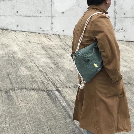FUKURAFT / USミリタリーファブリック 3ways 巾着バッグ(FM_RM_0009)