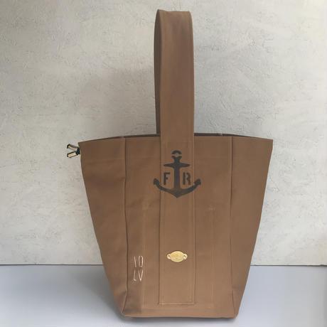 FUKURAFT / 国産キャンバストートバッグ  (L) CML