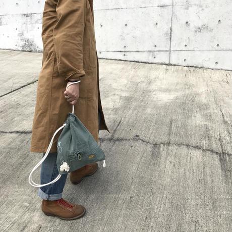 FUKURAFT / USミリタリーファブリック 3ways 巾着バッグ(FM_RM_0001)