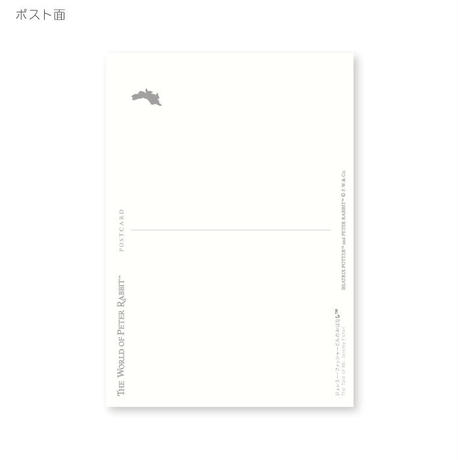 ピーターラビット ポストカード(フィッシャーどん)