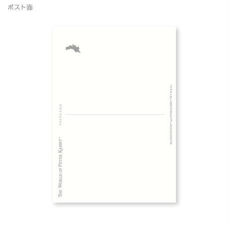 ピーターラビット ポストカード(とびら)