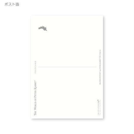 ピーターラビット ポストカード(トム、ミトン、モペット)