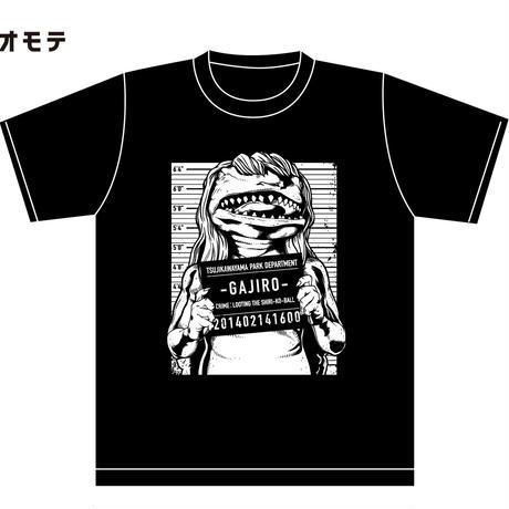 GAJIRO Tシャツ