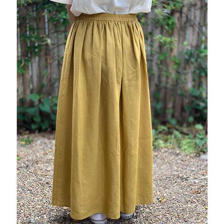 スカート 黄