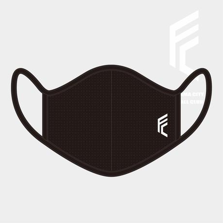 F.C.F.C.マスク/ ブラック