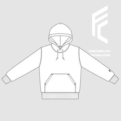 F.C.F.C.ロゴパーカー