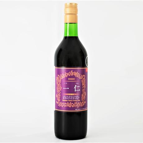 赤ワイン「一仁」720ml