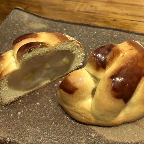 中ギフト①紅白ボール最中、グローブ栗饅頭、ぼうし汁粉  、バット羊羹