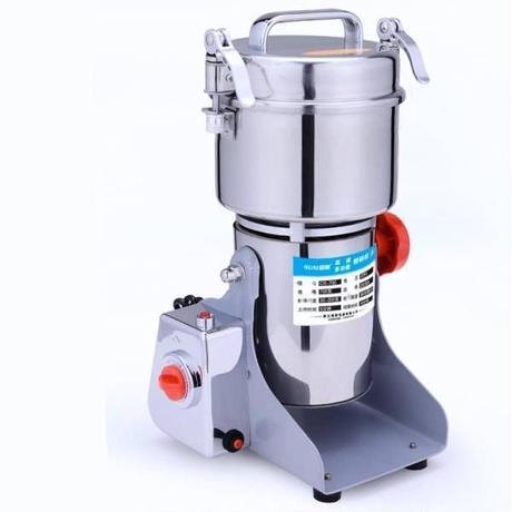 小型粉砕器 ハイスピードミル 製粉機 700g スペアパーツ付