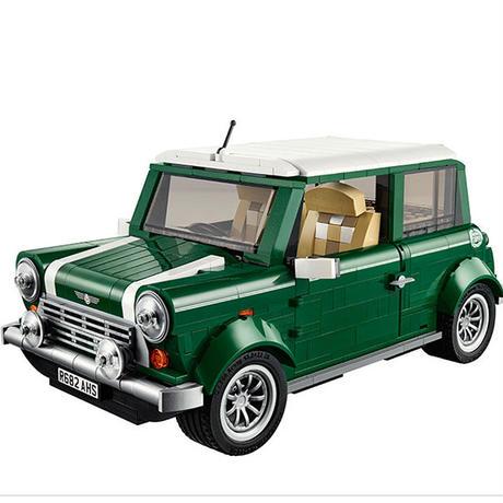 レゴ 10242 クリエイター ミニクーパー 互換品 海外製品 知育玩具 誕生日 プレゼント