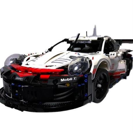 レゴ ポルシェ 911 RSR 互換品