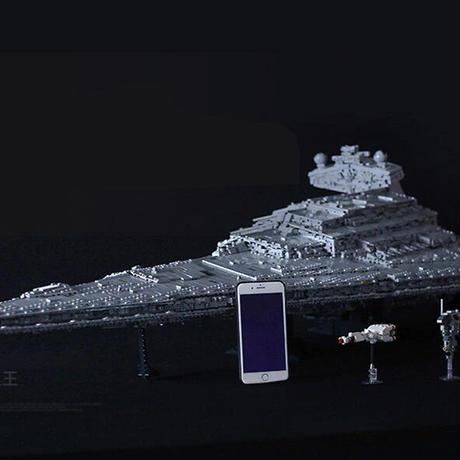 レゴ 互換品 インペリアルスターデストロイヤー 1万ピース超 スターウォーズ クリスマス プレゼント 宇宙船 おもちゃ ブロック 互換品 知育玩具 入学 お祝い こどもの日
