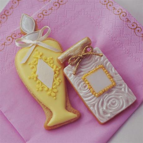 ROSEY クッキー型/パフュームセット