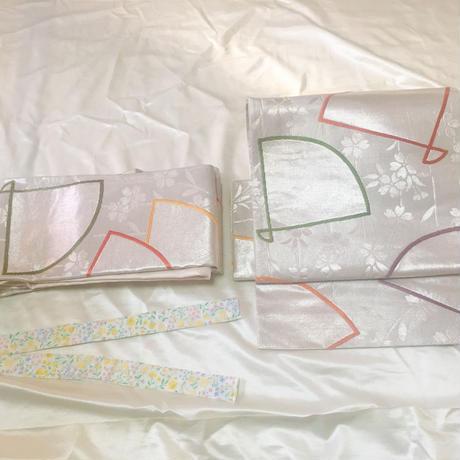 簡単付け帯リメイク(袋帯お仕立て料金)
