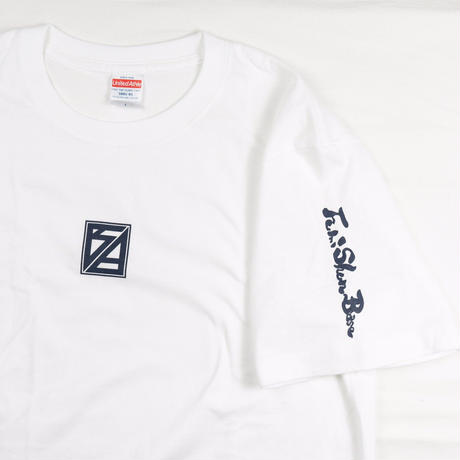 FumiShun Base Tシャツ [White]※Limited sale Japan only